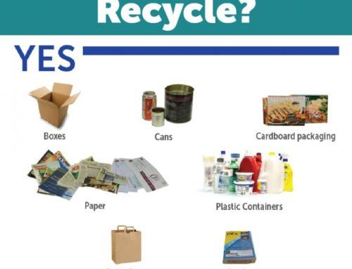 Кои типове пластмаси могат да бъдат рециклирани?